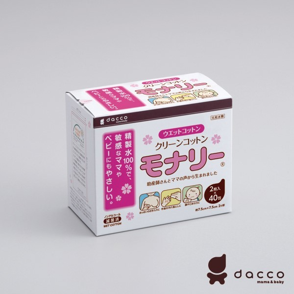 日製Osaki Dacco Monari 清淨棉40 入OS951867