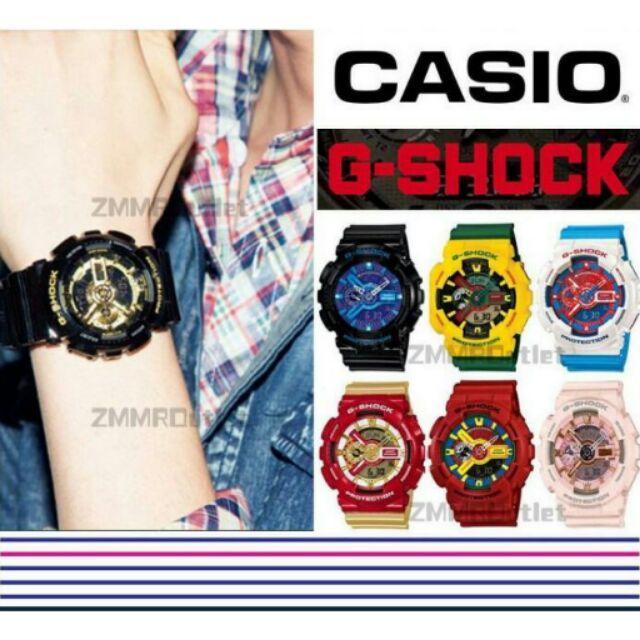CASIO G SHOCK Baby G GA 100 卡西歐手錶 電子手錶多 防水防震防