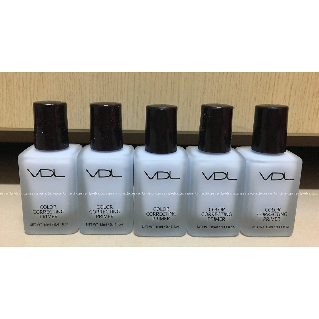:VDL PANTONE :保濕矯色提亮妝前隔離乳12ml 寧靜藍