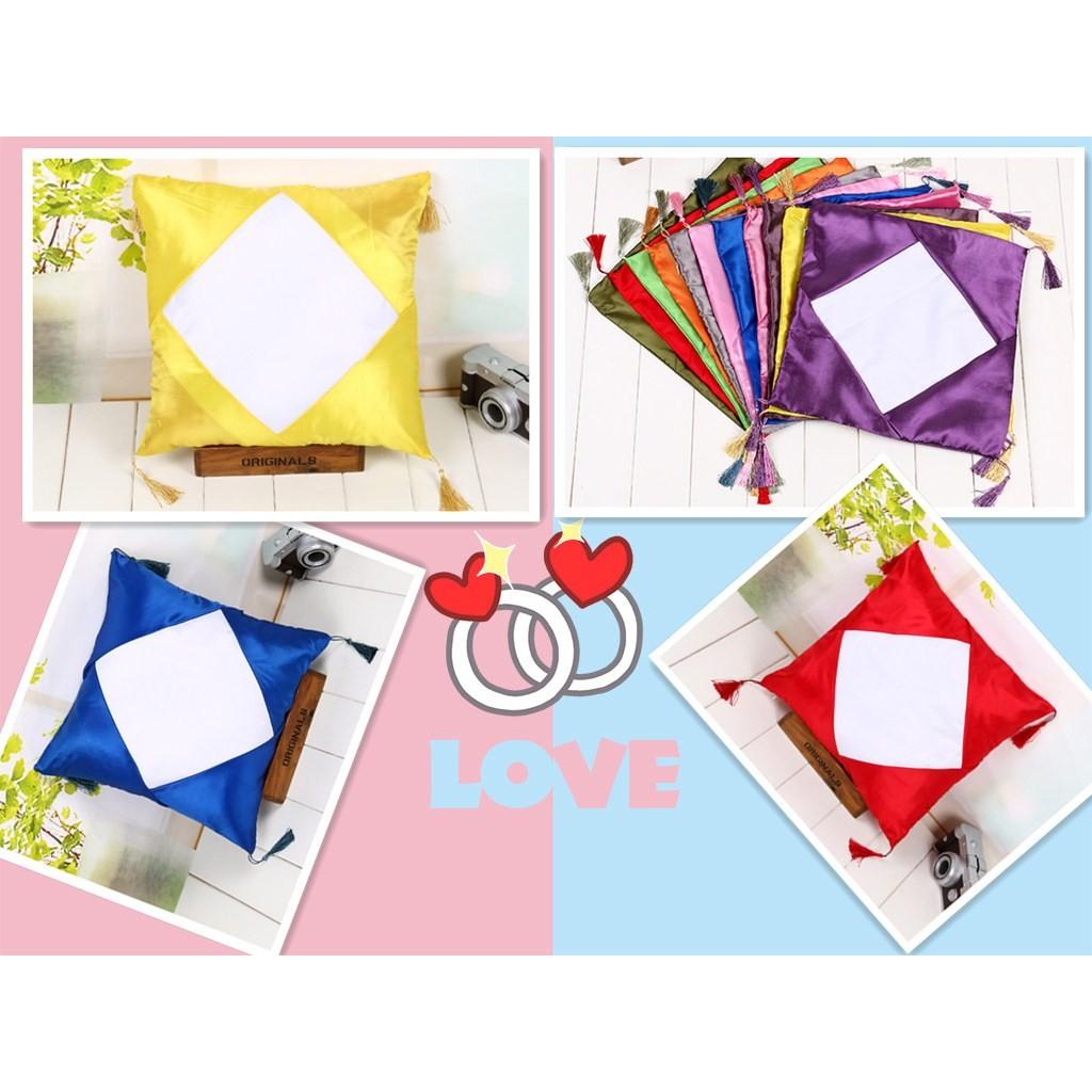 同心原客製化正方形代穗抱枕靠枕送禮 家居 製作特色