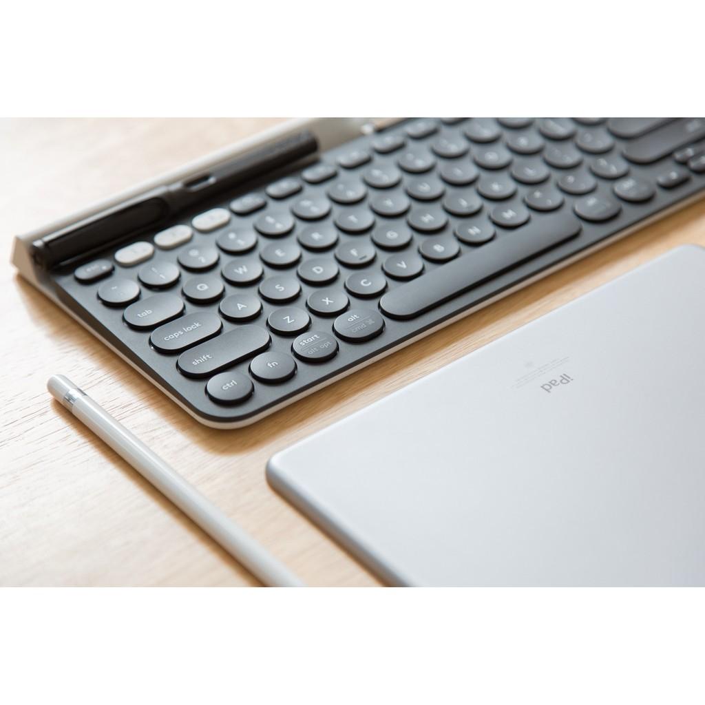 ~酷3C ~Logitech 羅技K780 Multi Device 跨平台藍芽鍵盤手機平