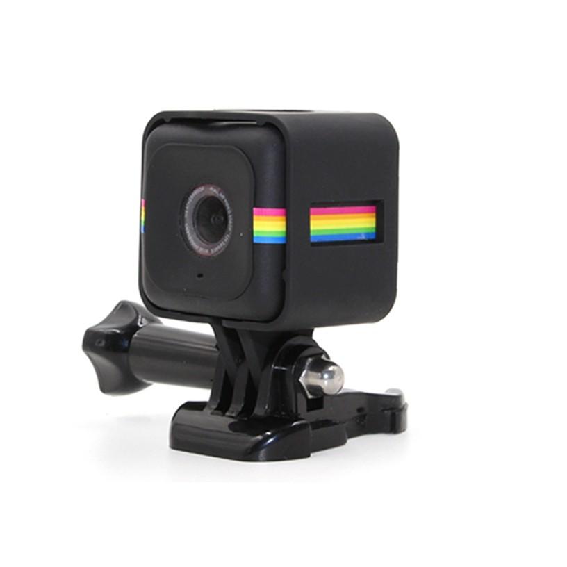 寶麗來Polaroid cube 可轉接GOPRO 邊框保護殼底座