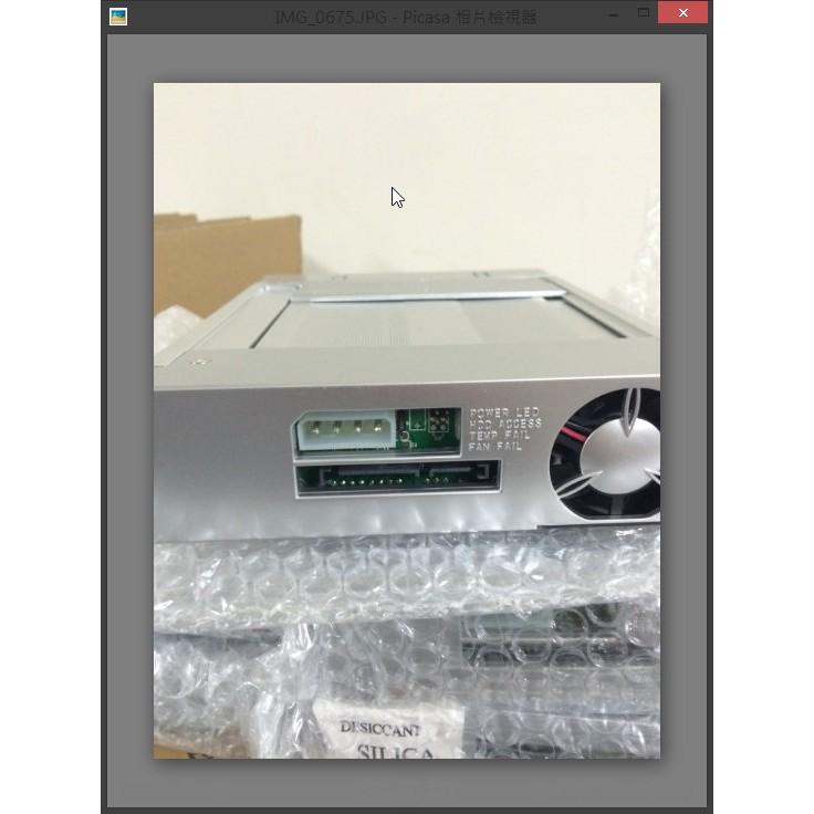 icy dock SATA 5 25 硬碟抽取盒