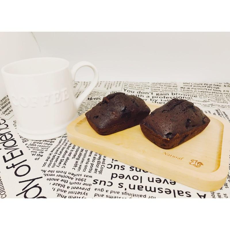 迷你巧克力核桃蛋糕