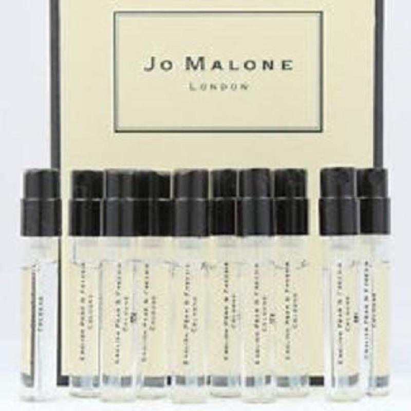 Jo Malone 原場針管1 5ml 英國梨與小蒼蘭紅玫瑰黑琥珀鼠尾草羅勒橙花純露