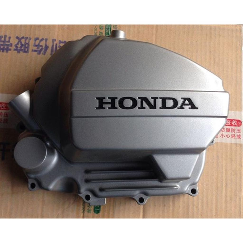 ♫♩Cafe ShaQ ♪♬復古零件周邊專賣HONDA 字樣右曲軸蓋老狼狼R 雲豹KTR