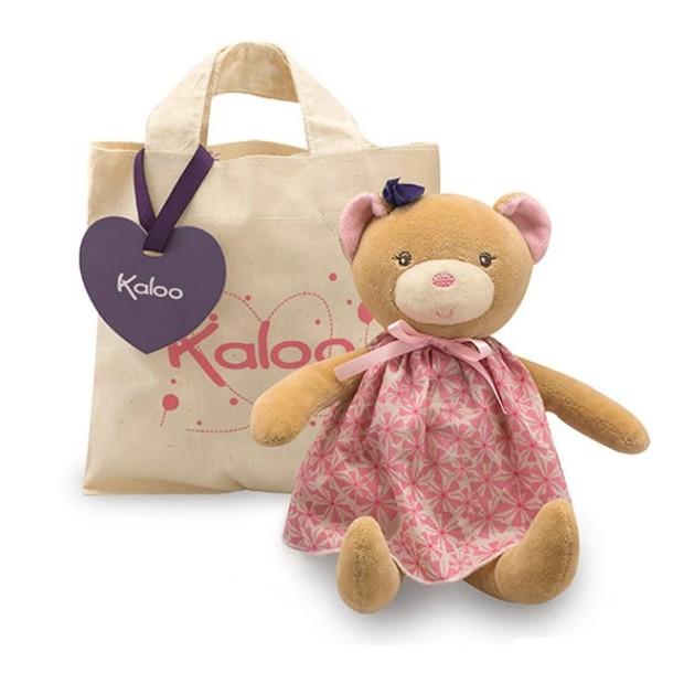 🌟正版🌟【 法國 Kaloo 】Petite Rose 熊熊安撫娃娃