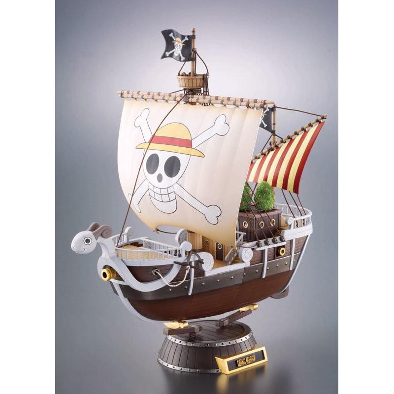 海賊王超合金黃金梅利號梅莉號航海王