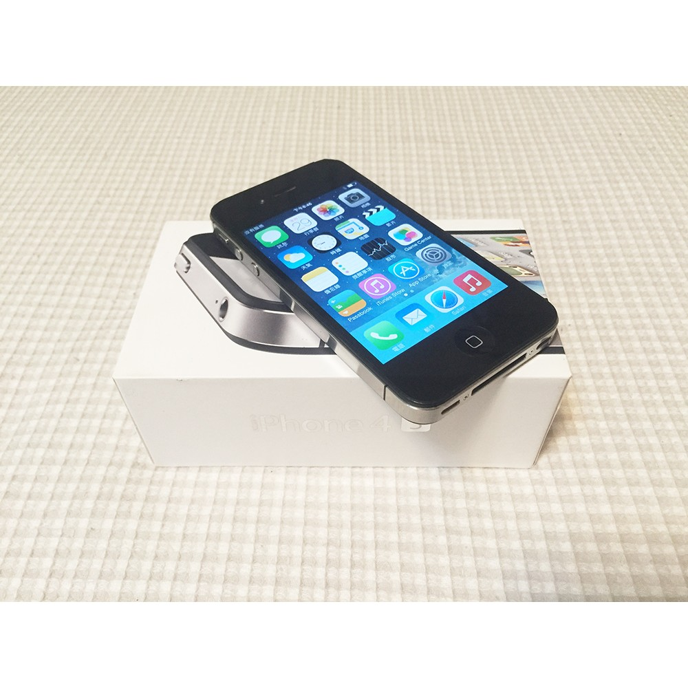Apple iPhone 4S 32GB 黑色盒裝 32G
