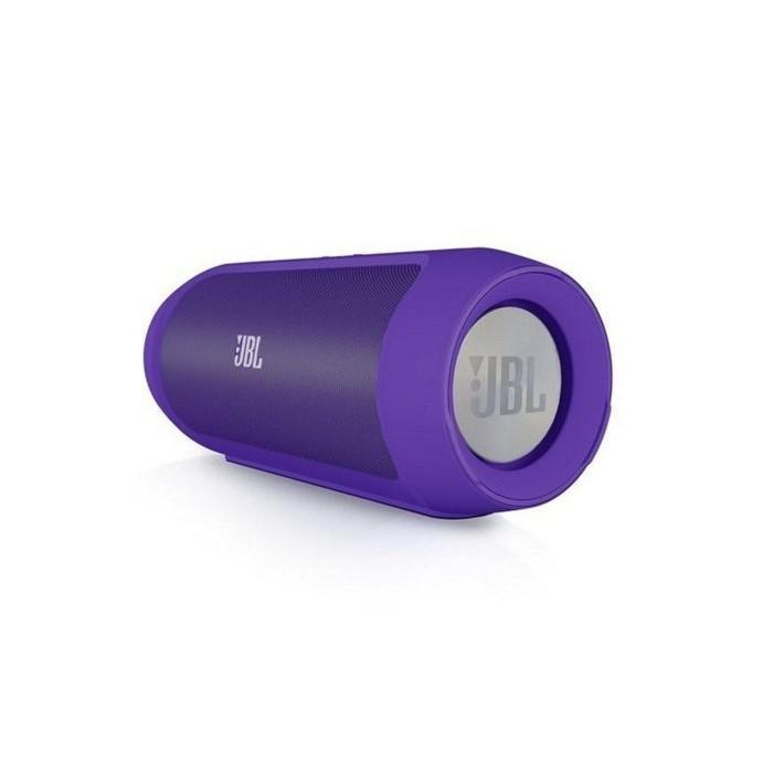 JBL Charge 2 紫色攜帶型藍芽喇叭音響行動電源