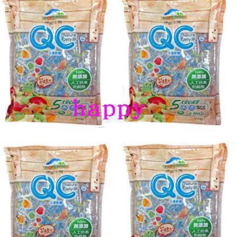 博能生機QC 維他命C 水果軟糖無糖粉字母型含糖粉水滴型素食