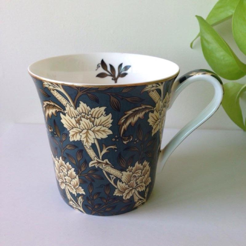鵝掌楸秋墨V A William Morris Tulip Tree Mug