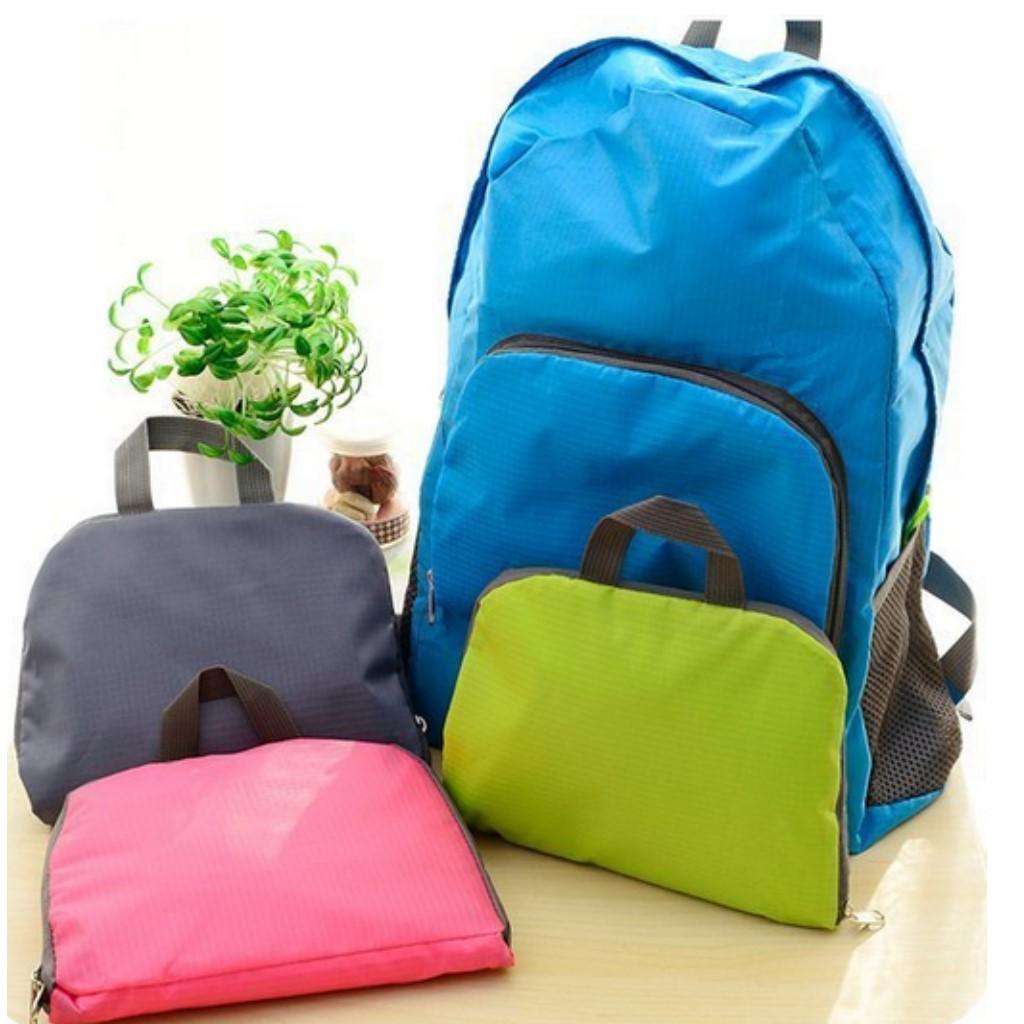 旅行可折疊雙肩包多 雙肩背包收納包旅行包輕薄款型雙肩包背包包包