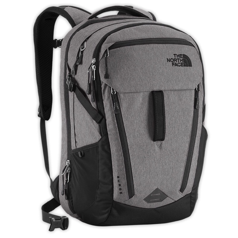 North face 33L 多 後背包防水包電腦包旅行包學生包Surge