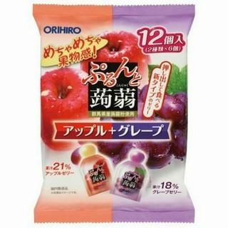 超 ORIHIRO 蒟蒻果凍用吸的果凍 北海道戀人巧克力薯條三兄弟~樂樂的祕密基地~
