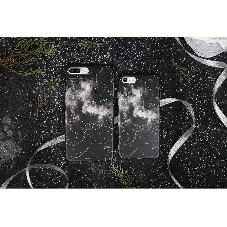 NUTCASE 原創黑色星雲iPhone6s 、6plus 、7 手機殼iPad 文青簡約