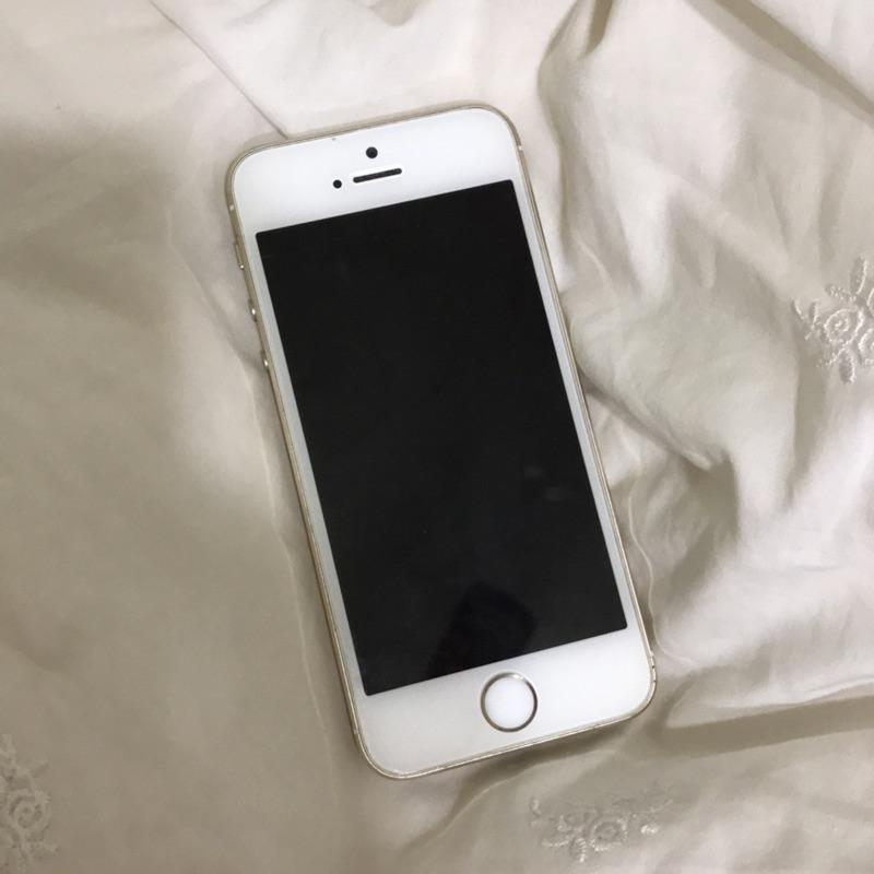 iphone5s 32G 金色已售出