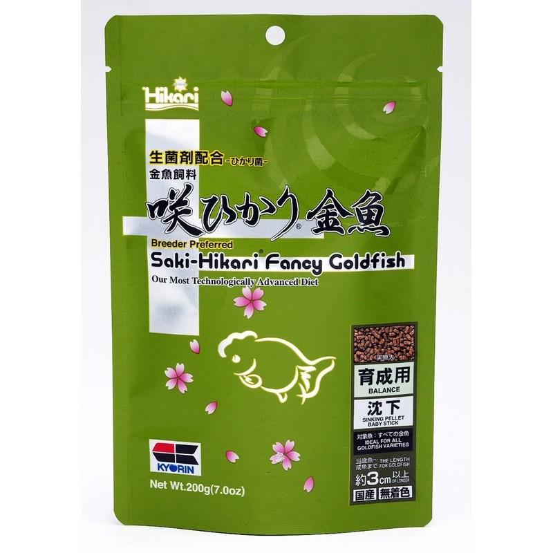 蝦兵蟹將~ Hikari 高夠力~NO 42033 金魚育成 營養飼料~200g 包~ 成