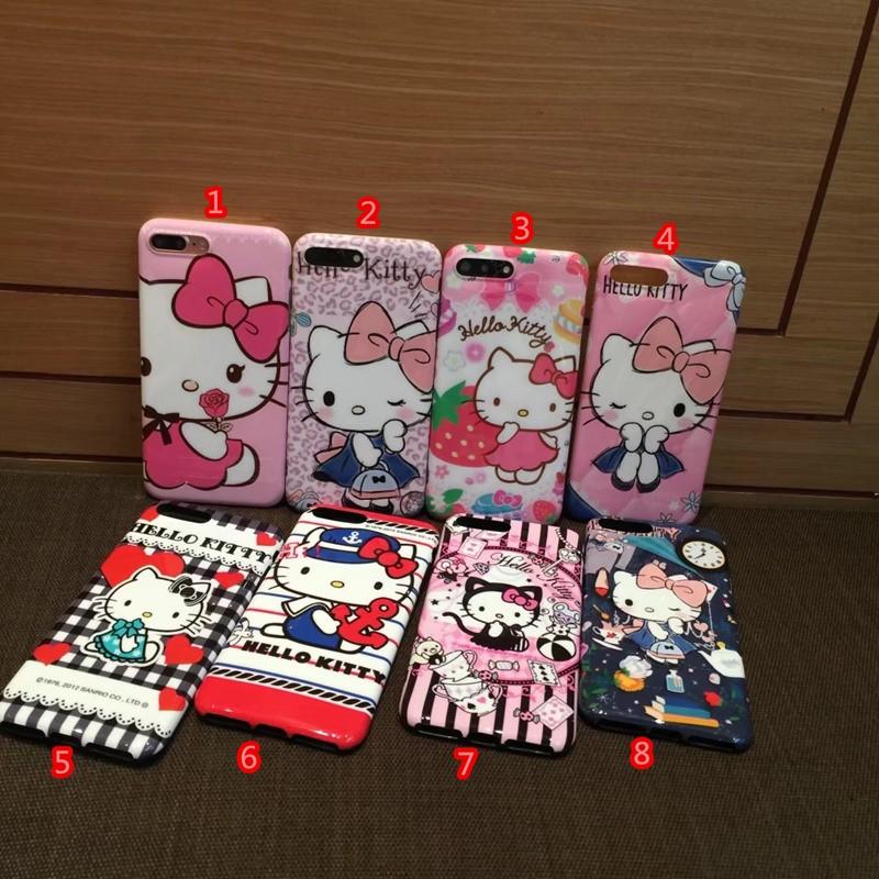 iphone7 保護殼7plus 保護殼iphone 6s plus KT 卡通殼6s 軟