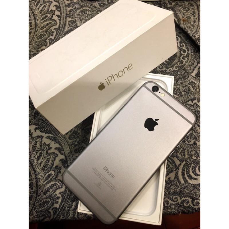 iPhone 6 灰色64g 4 7 寸 中古機