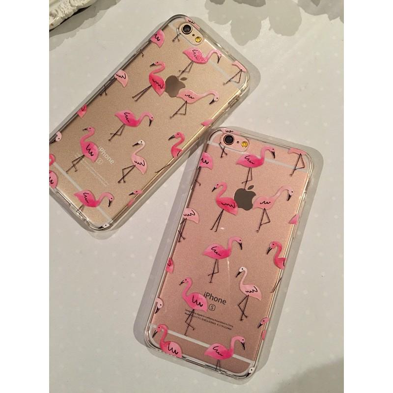 ~ 火烈鳥手機殼IPhone7 7P OPPO R9 IPhone5 5s 5Se 6