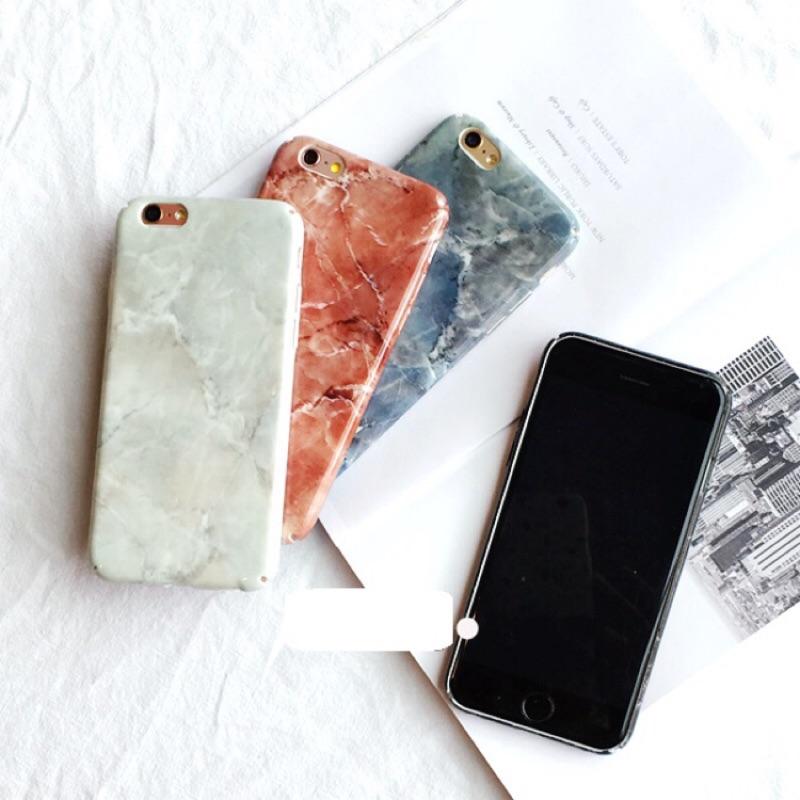 iphone6 仿大理石紋硬殼iphone6plus 大理石仿大理石手機殼全包硬殼情侶殼