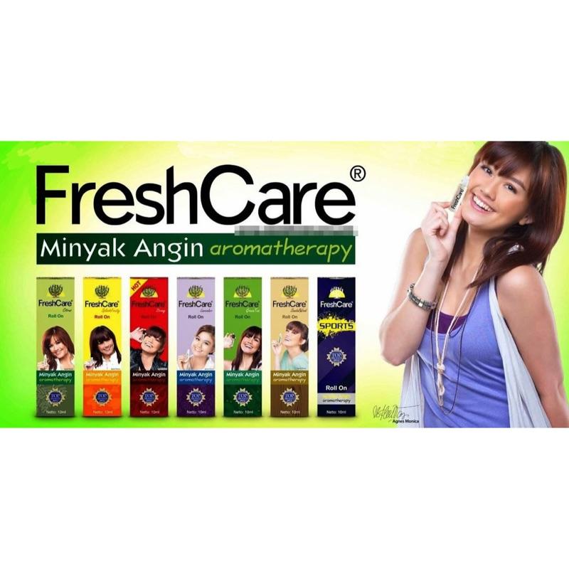 ( )印尼bali 峇里島Fresh Care 清涼提神滾珠精油提神醒腦10ml