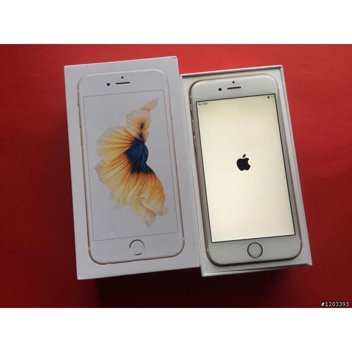APPLE 金色iPHONE 6S 64G 九成五新以上台積電CPU 貨序號一致高容量ip