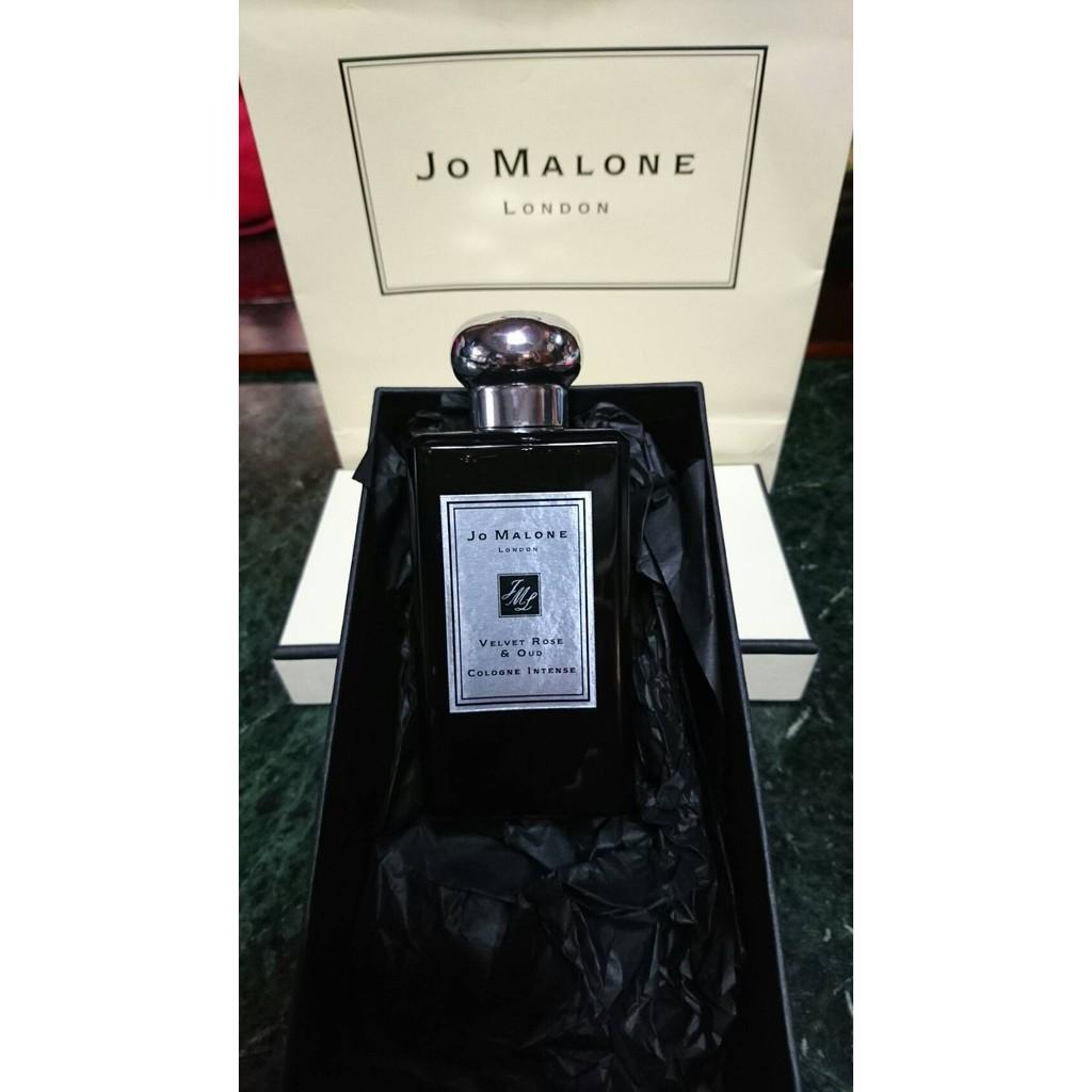 Jo Malone 黑瓶系列Velvet Rose Oud 香水100ml
