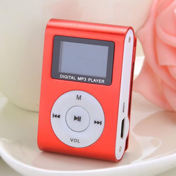 32GB 32G 超薄MP3 播放器液晶屏調頻收音機