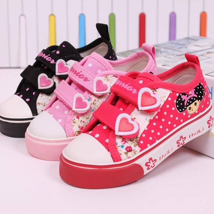 回力童鞋男女童魔術貼男女童鞋公主單鞋兒童帆布鞋低幫板鞋