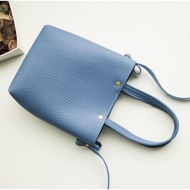 日韓 女包迷你休閒小方包手提單肩斜挎手機包小包包潮