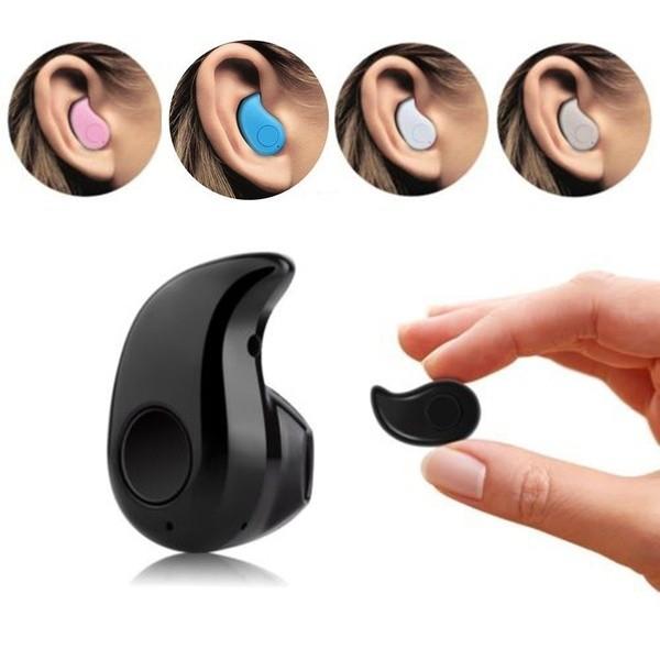 ~ ~升级版藍牙V4 1 車載身歷聲降噪藍牙耳機迷你隱形耳塞式無線耳機藍芽耳機無線藍芽耳機