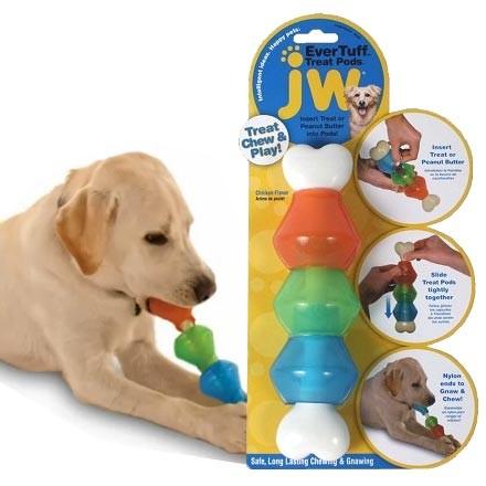 美國JW 益智豆莢骨無毒玩具,可放零食在豆莢裡,三層豆莢可拉開,破壞狂 ,狗狗玩具寵物玩具