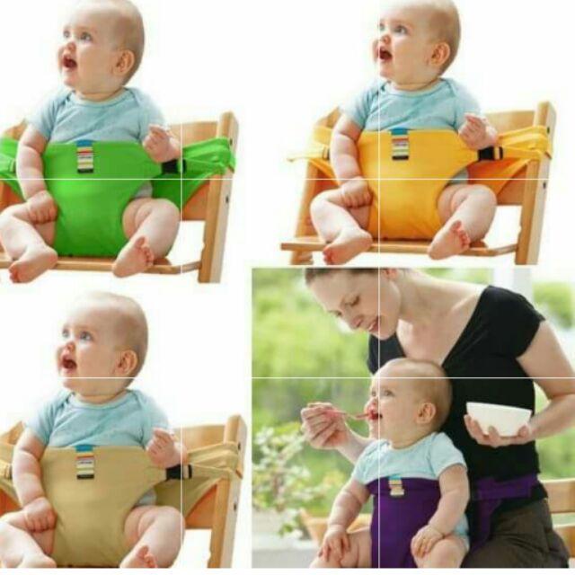 嬰兒腰帶便攜式兒童座椅固定帶嬰幼兒綁帶固定帶