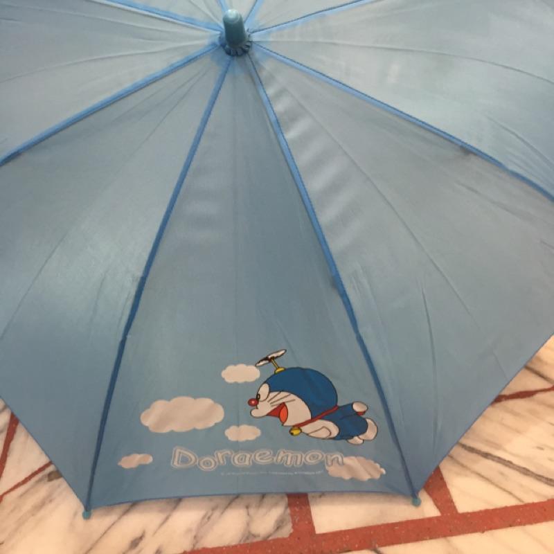 哆啦a 夢兒童自動直傘