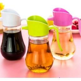 防漏玻璃油壺廚房用品油罐醬油瓶醋瓶家用大號調料瓶