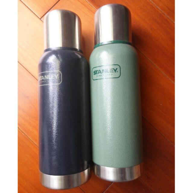 Costco739ml 拆售 Stanley 史丹利保溫瓶冒險系列銅錘紋739ml 保溫保