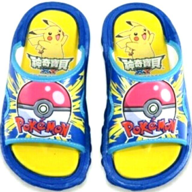 神奇寶貝拖鞋止滑耐磨透氣抗菌防臭易穿脱