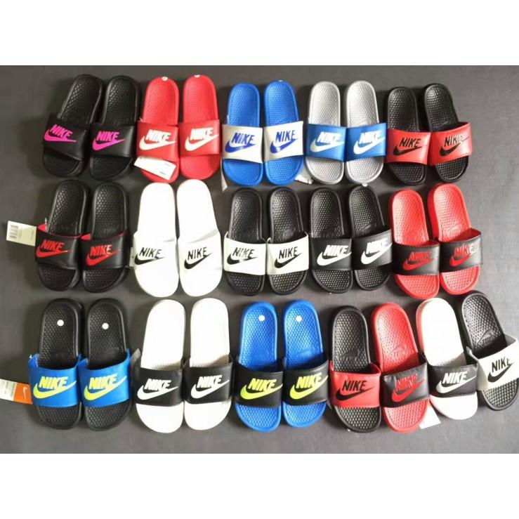 兩樣起免 ,350 一雙Nike Benassi Swoosh 拖鞋多色6