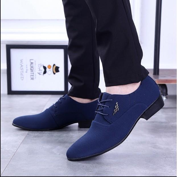 (特別 )2016 男士皮鞋商務正裝 尖頭系帶透氣潮男鞋子單鞋潮鞋