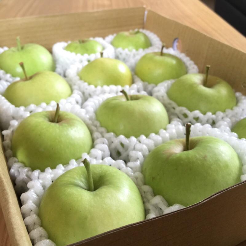 梨山金冠青蘋果
