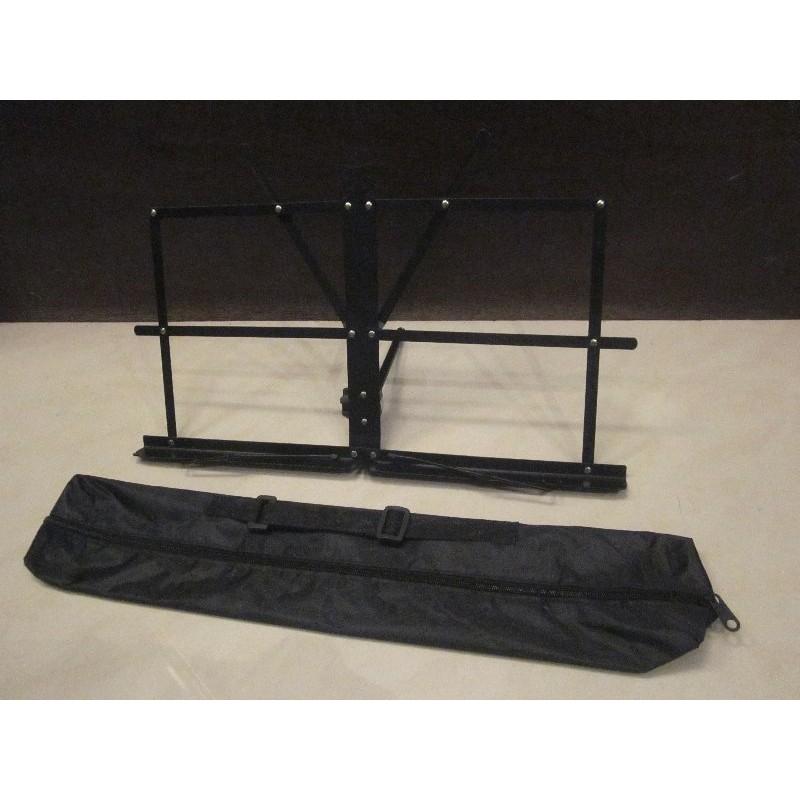 折疊式桌上型譜架手提袋桌上型樂譜架書架DM 架