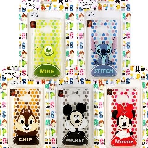 ~Disney ~HTC One M9 M9 Plus 點點滿版系列彩繪透明保護軟套