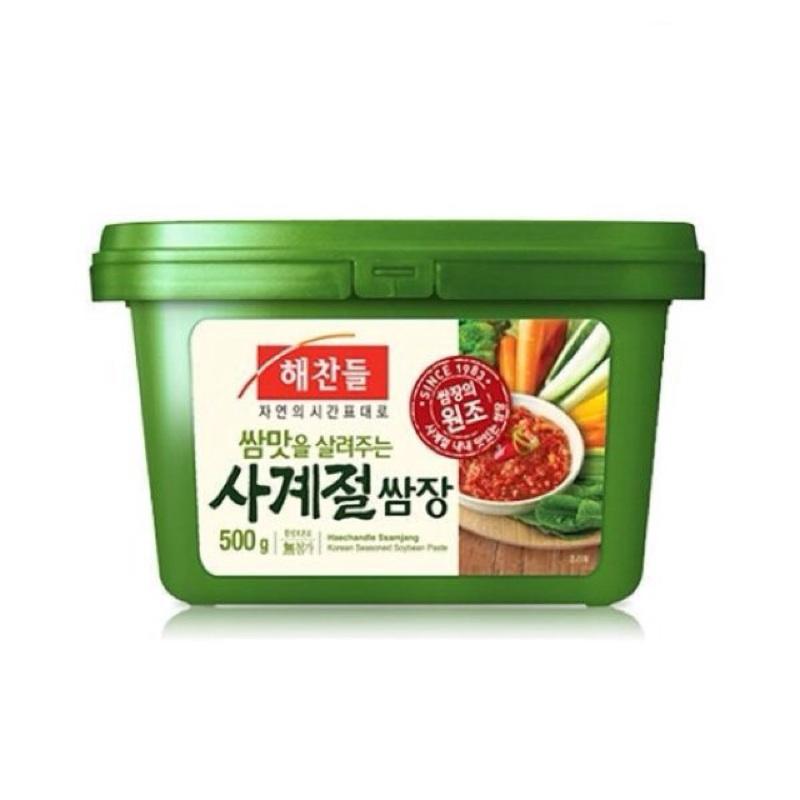 韓國CJ 蔬菜包醬500g 大包裝2kg