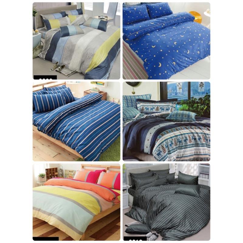 銷售top1 [來成寢具]3M 舒柔棉雙人、雙人加大、雙人特大鋪棉床包四件組另售薄床包、涼