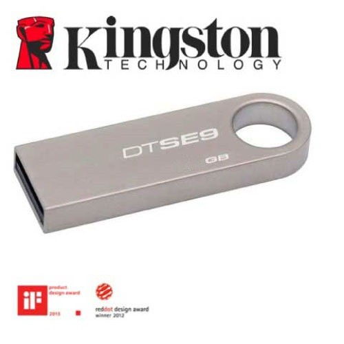 含稅Kingston 金士頓8GB 16G 32G 64G 8G DTSE9 SE9 US