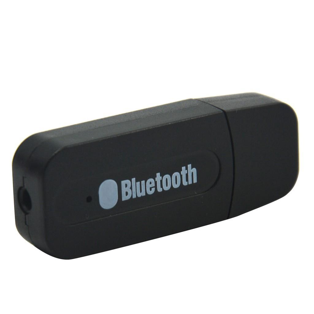 便攜式USB 藍牙2 1 Dongle 立體聲音頻接收器適配器耳機汽車音響系統藍芽音箱