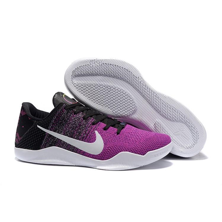 NIKE AIR ZOOM KOBE X Kobe 11 代編織版籃球鞋KB11 科比籃球