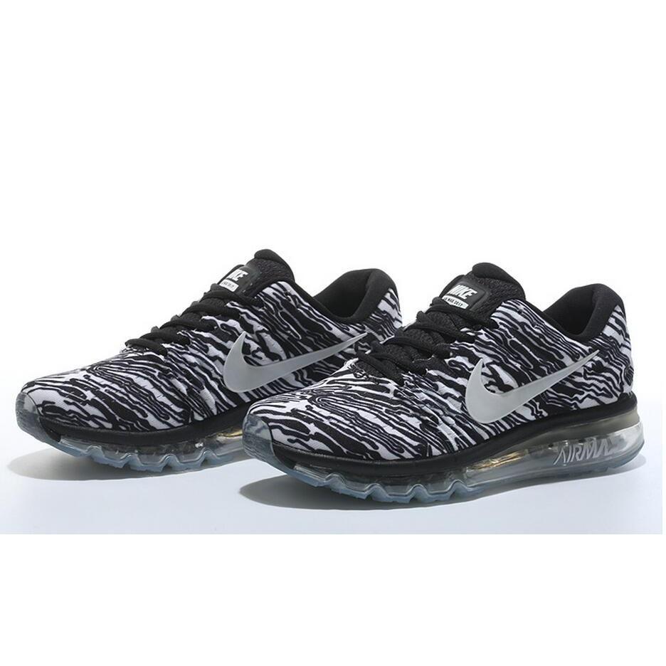 耐克NIKE 全掌氣墊情侶款 鞋黑灰跑步鞋慢跑鞋男鞋 休閒鞋nike 鞋子休閒鞋男鞋